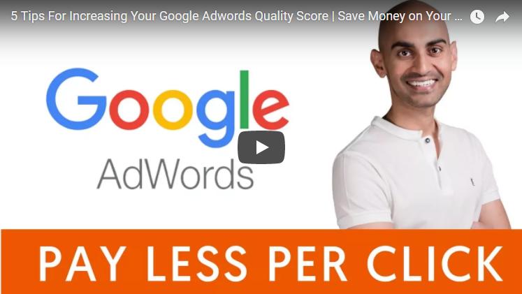5 AdWords tips til et bedre kvalitetsresultat