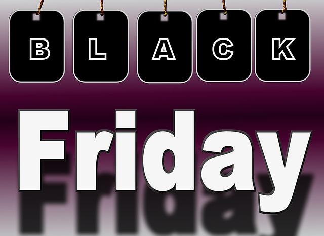 Black Friday i 2016 bliver vild
