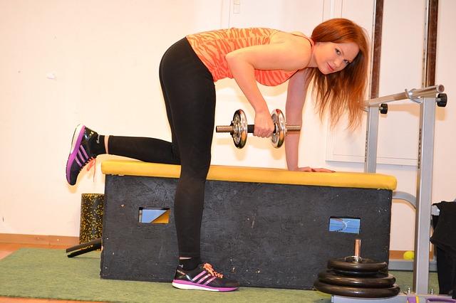 Hav dit eget fitnesscenter