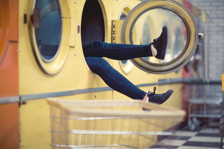 Klar vasketøjet med få klik