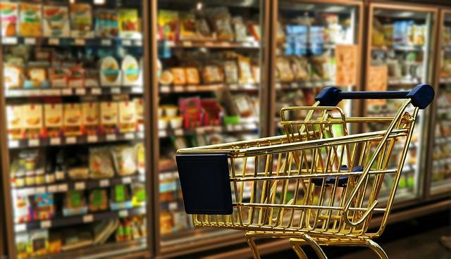 Online supermarkeder stormer frem