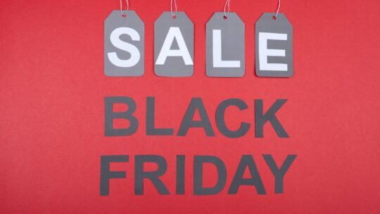 Mangler du noget derhjemme? Find Black Friday tilbud
