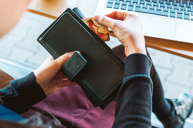 Hvor sikkert er det at betale online?